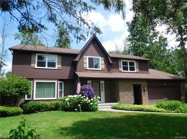 4 bed 3 bath Single Family at 16 Plantation Ct East Amherst, NY, 14051 is for sale at 290k - 1 of 25