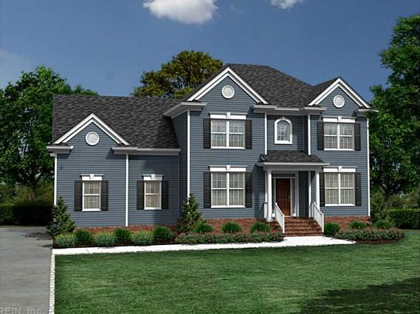 4 bed 2.5 bath Single Family at MM Pitchkettle Farms Brightwell Ln Suffolk, VA, 23434 is for sale at 370k - 1 of 3