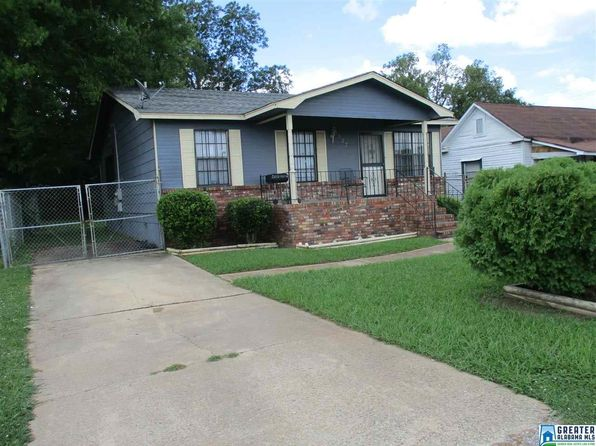 3 bed 1 bath Single Family at 1527 14th St SW Birmingham, AL, 35211 is for sale at 60k - google static map