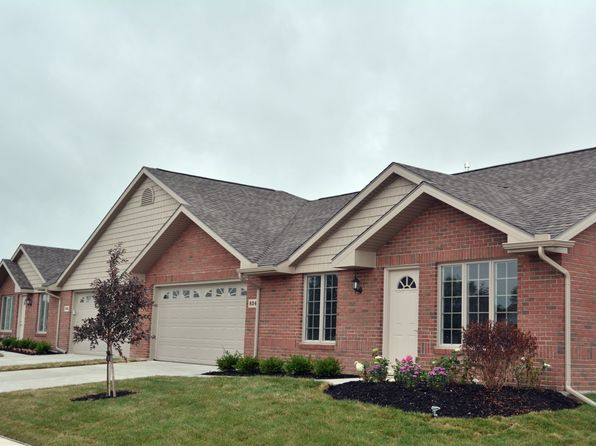 2 bed 2 bath Condo at 864 Hickory Hl Marysville, OH, 43040 is for sale at 168k - 1 of 11