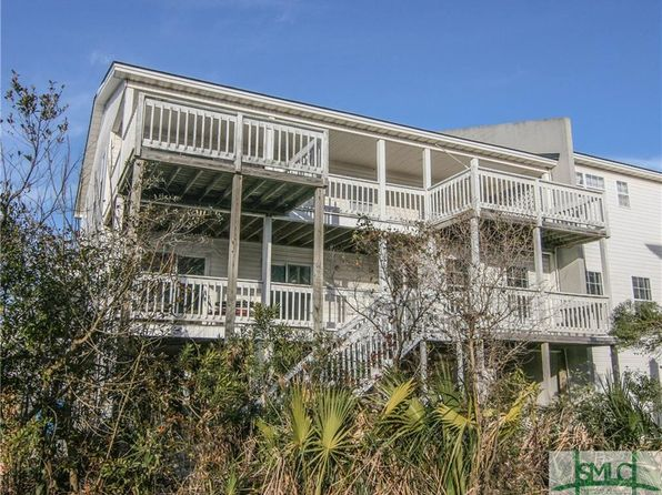 4 bed 3.5 bath Single Family at 8 18th Ter Tybee Island, GA, 31328 is for sale at 599k - 1 of 30