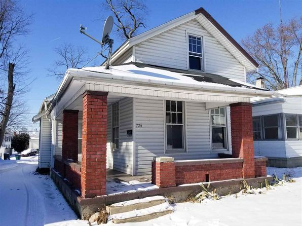 4 bed 1 bath Single Family at 726 S 8th St Richmond, IN, 47374 is for sale at 40k - 1 of 12