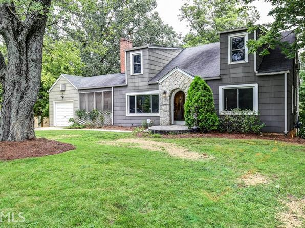 3 bed 2 bath Single Family at 2390 Second Ave Decatur, GA, 30032 is for sale at 240k - 1 of 30