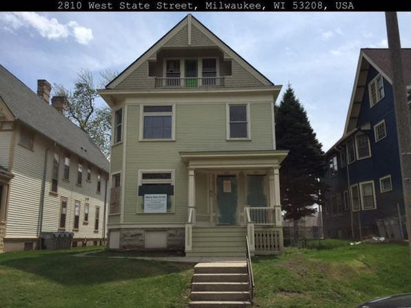 8 bed 2 bath Multi Family at 2807 W State St Milwaukee, WI, 53208 is for sale at 10k - 1 of 4