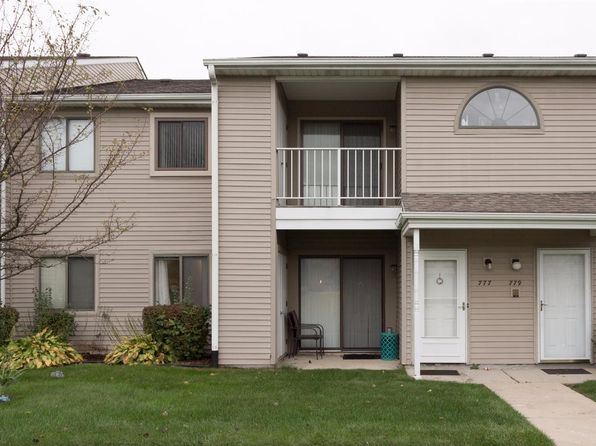 2 bed 2 bath Condo at 777 Clubhouse Dr Ypsilanti, MI, 48197 is for sale at 88k - 1 of 24