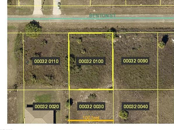 null bed null bath Vacant Land at 5047/5049 Benton St Lehigh Acres, FL, 33971 is for sale at 10k - google static map