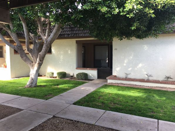 2 bed 2 bath Townhouse at 8131 N 107th Ave Peoria, AZ, 85345 is for sale at 120k - 1 of 19