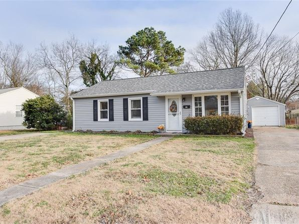3 bed 1 bath Single Family at 437 Walnut St Hampton, VA, 23669 is for sale at 142k - 1 of 32