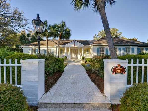 5 bed 7.5 bath Single Family at 265 W Seventh St (Cottage Sea Island, GA, 31561 is for sale at 2.48m - 1 of 33