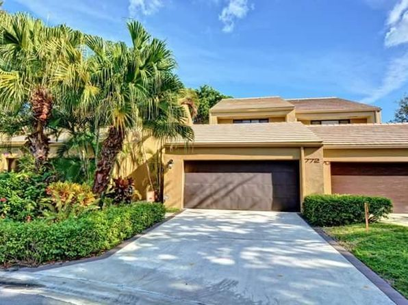 3 bed 3 bath Townhouse at 772 Saint Albans Dr Boca Raton, FL, 33486 is for sale at 379k - 1 of 12