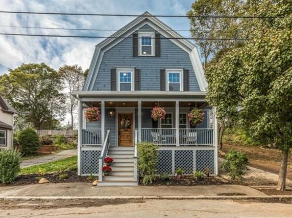 4 bed 2 bath Single Family at 17 Woodside St Salem, MA, 01970 is for sale at 525k - 1 of 29