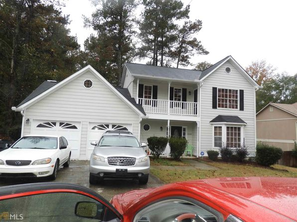 3 bed 3 bath Single Family at 5265 Forest Downs Cir College Park, GA, 30349 is for sale at 125k - 1 of 2