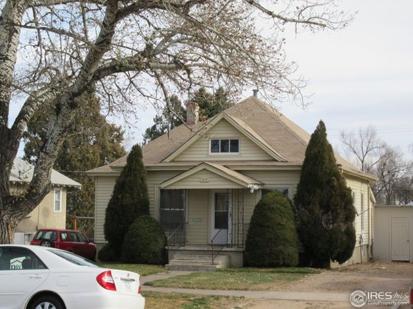 3 bed 1 bath Single Family at 1610 7th Ave Greeley, CO, 80631 is for sale at 190k - 1 of 17