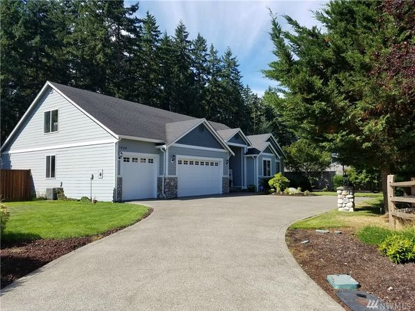 4 bed 3 bath Single Family at 3404 169th Street Ct E Tacoma, WA, 98446 is for sale at 469k - 1 of 25