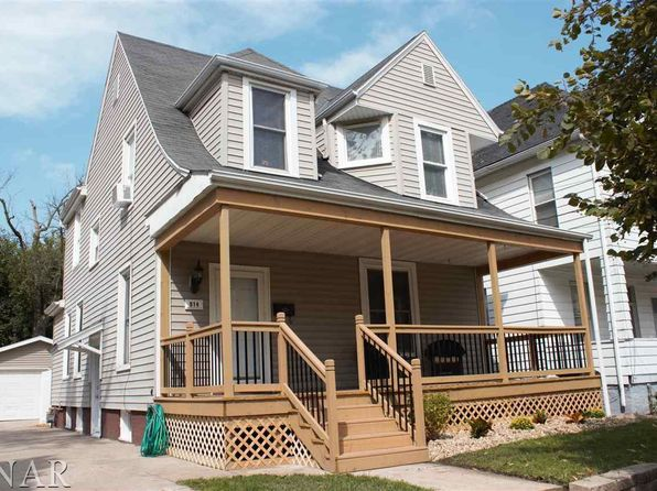 3 bed 2 bath Single Family at 914 N Lee St Bloomington, IL, 61701 is for sale at 118k - 1 of 28