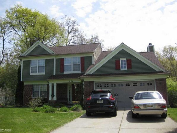 4 bed 2.5 bath Single Family at 244 Mayfair Waterford, MI, 48327 is for sale at 240k - 1 of 18
