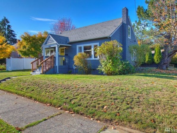 4 bed 2 bath Single Family at 1004 S Puget Sound Ave Tacoma, WA, 98405 is for sale at 295k - 1 of 22