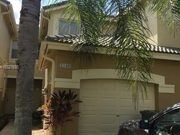 3 bed 3 bath Townhouse at 2146 Ensenada Ter Weston, FL, 33327 is for sale at 320k - 1 of 6