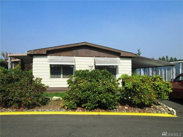 2 bed 2 bath Mobile / Manufactured at 5900 64th St NE Marysville, WA, 98270 is for sale at 45k - 1 of 8