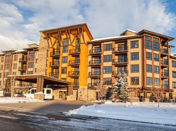1 bed 1 bath Condo at 1175 Bangtail Way Steamboat Springs, CO, 80487 is for sale at 425k - 1 of 38