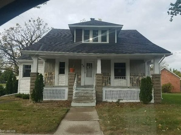 4 bed 2.5 bath Single Family at 44 Tashmoo St East China, MI, 48054 is for sale at 75k - 1 of 32