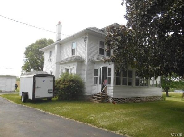 4 bed 2 bath Single Family at 2862 State Route 370 Cato, NY, 13033 is for sale at 120k - 1 of 13
