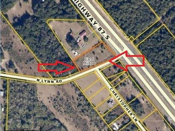 null bed null bath Vacant Land at  Hwy 87 Milton, FL, 32570 is for sale at 150k - google static map