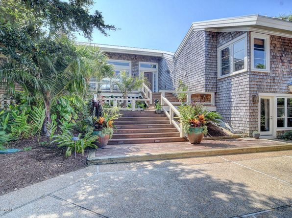 4 bed 4 bath Single Family at 286 Beach Rd N Wilmington, NC, 28411 is for sale at 4.50m - 1 of 53
