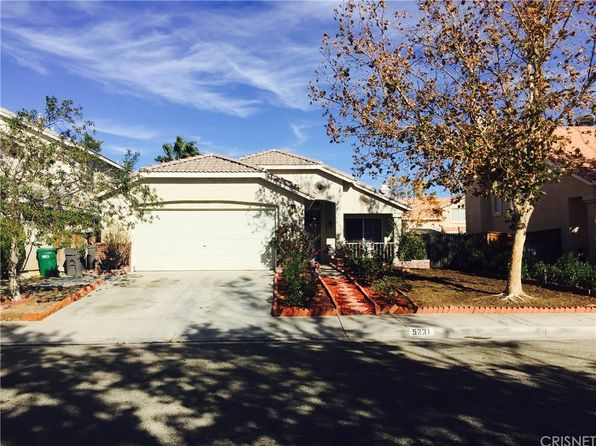 3 bed 2 bath Single Family at 5231 Linden Ct Palmdale, CA, 93552 is for sale at 260k - 1 of 28