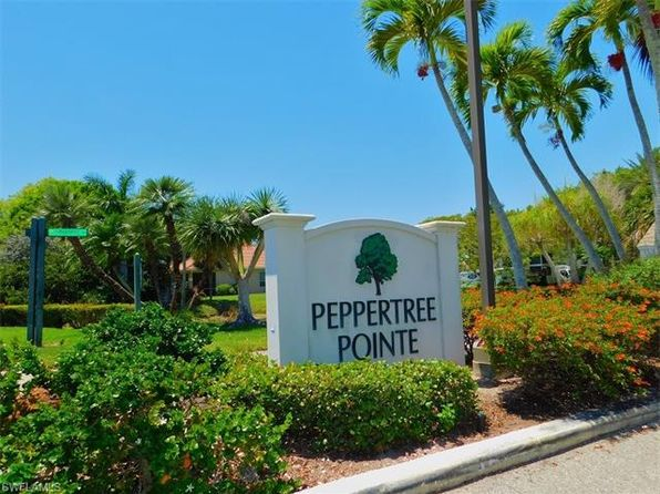 2 bed 2 bath Condo at 5463 Peppertree Dr Fort Myers, FL, 33908 is for sale at 146k - 1 of 15