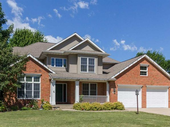 5 bed 4 bath Single Family at 595 Auburn Hills Dr Coralville, IA, 52241 is for sale at 550k - 1 of 35