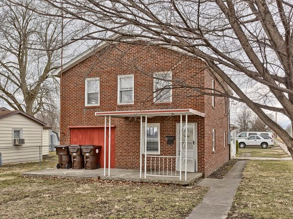 5 bed 2 bath Multi Family at 402 S Chanute St Rantoul, IL, 61866 is for sale at 64k - 1 of 23
