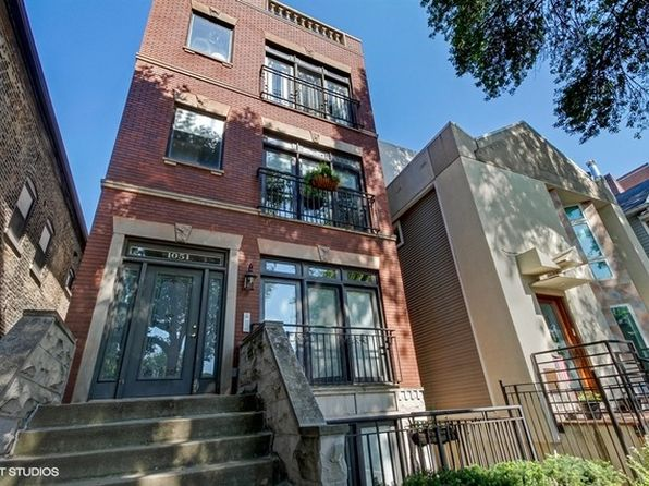 2 bed 2 bath Condo at 1051 N Winchester Ave Chicago, IL, 60622 is for sale at 399k - 1 of 10