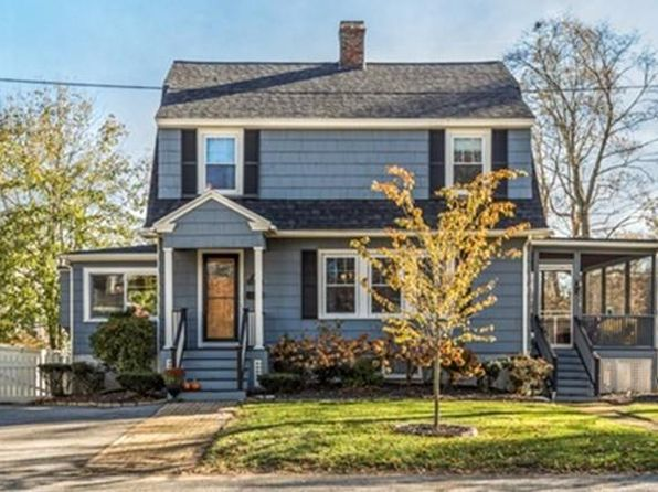 4 bed 2 bath Single Family at 11 Vista Ave Reading, MA, 01867 is for sale at 730k - 1 of 30