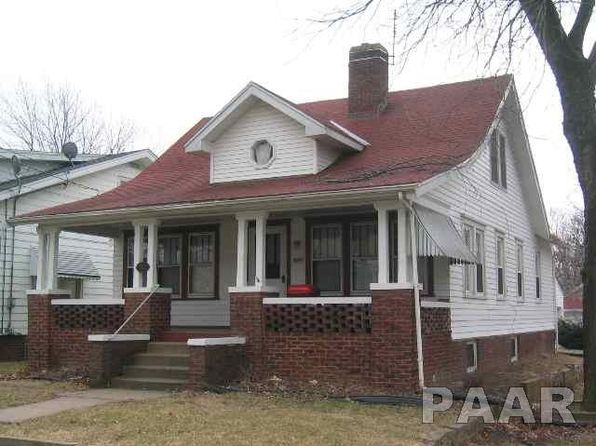 2 bed 1 bath Single Family at 500 E Arcadia Ave Peoria, IL, 61603 is for sale at 25k - google static map