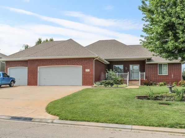 5 bed 3 bath Single Family at 924 E Saddle Run Mulvane, KS, 67110 is for sale at 235k - 1 of 17