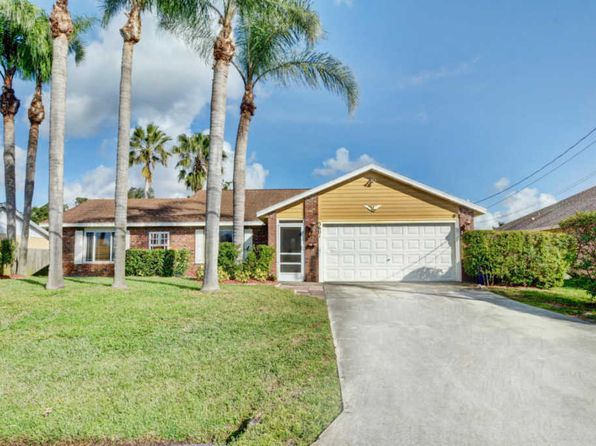 3 bed 2 bath Single Family at 3601 SW Voyager St Port Saint Lucie, FL, 34953 is for sale at 250k - 1 of 41