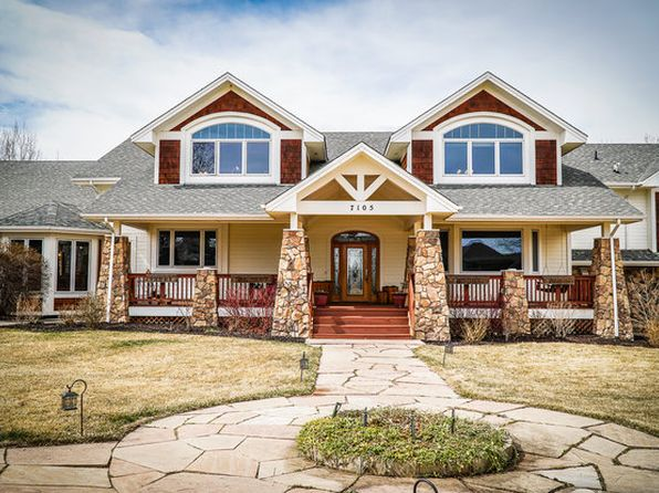 5 bed 7 bath Single Family at 7105 Quiet Retreat Ct Niwot, CO, 80503 is for sale at 1.50m - google static map