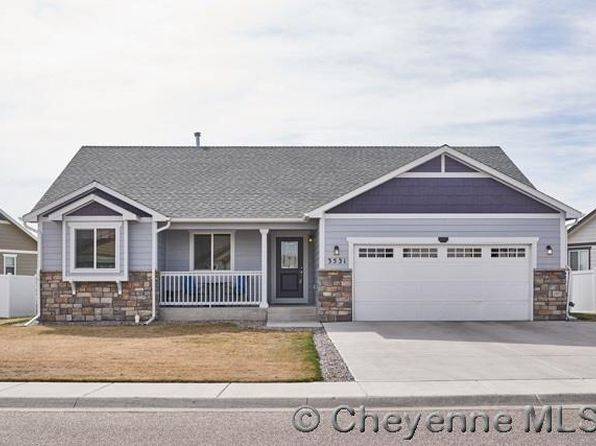 5 bed 3 bath Single Family at 3531 Fire Side Dr Cheyenne, WY, 82001 is for sale at 335k - 1 of 32