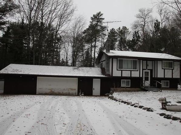 4 bed 2 bath Single Family at 2045 Mueller Dr Eagle River, WI, 54521 is for sale at 115k - 1 of 30