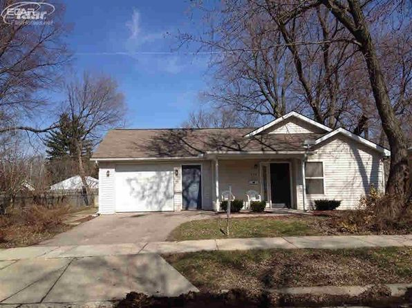 2 bed 1 bath Single Family at 1238 Huron St Flint, MI, 48507 is for sale at 40k - google static map