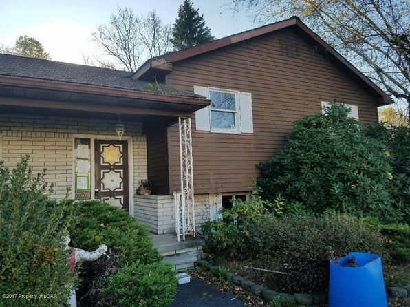 4 bed 2 bath Single Family at 25 E Sunrise Dr Pittston, PA, 18640 is for sale at 88k - 1 of 4