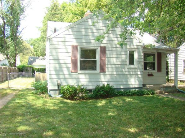 2 bed 1 bath Single Family at 709 Hamilton Ave Lansing, MI, 48910 is for sale at 55k - 1 of 21