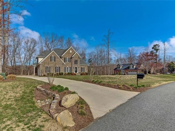 4 bed 4 bath Single Family at 5913 Crutchfield Farm Rd Oak Ridge, NC, 27310 is for sale at 425k - 1 of 30