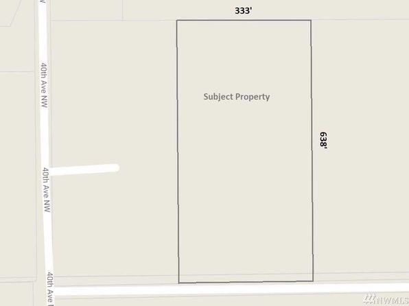 null bed null bath Vacant Land at 29217 40th Ave NW Stanwood, WA, 98292 is for sale at 210k - 1 of 2