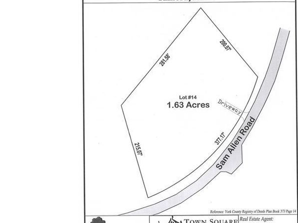 null bed null bath Vacant Land at 0 Sam Allen Rd Sanford, ME, 04073 is for sale at 40k - google static map