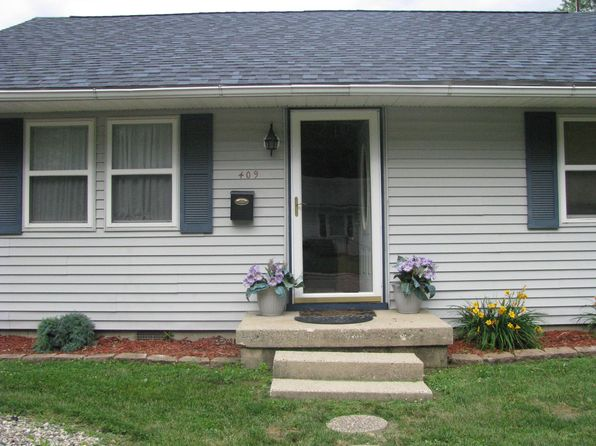 2 bed 1 bath Single Family at 409 Voorhees St Rockville, IN, 47872 is for sale at 69k - 1 of 5