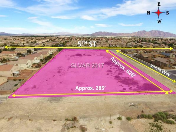 null bed null bath Vacant Land at 0 5th St North Las Vegas, NV, 89031 is for sale at 1.50m - 1 of 9
