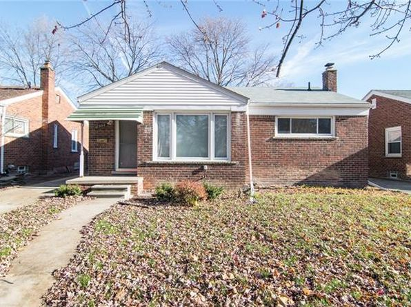 3 bed 1 bath Single Family at 11358 Fenton Redford, MI, 48239 is for sale at 95k - 1 of 31