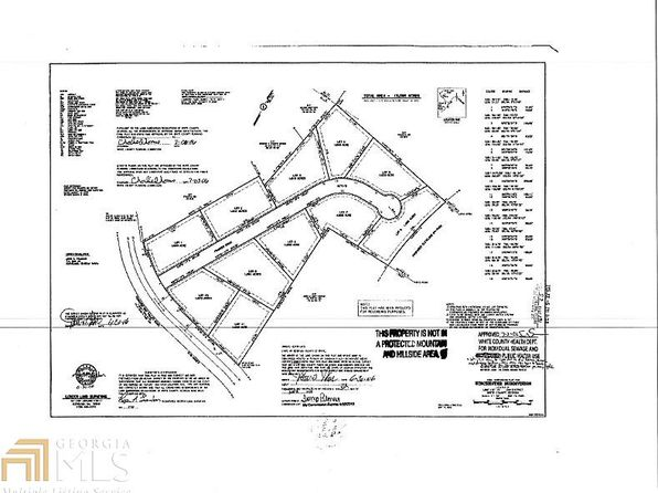 null bed null bath Vacant Land at  Winchester 4 Cleveland, GA, 30528 is for sale at 26k - google static map